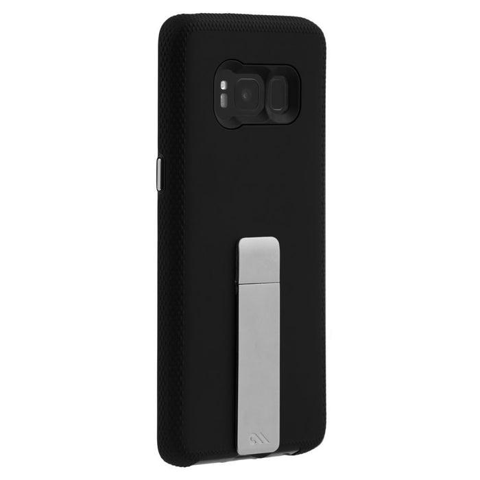 Case-mate Tough Stand For Samsung Galaxy S8, Black (2037390344249)