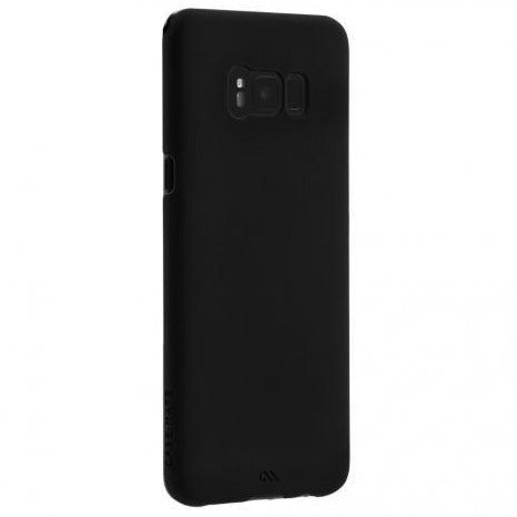Case-mate Barely There For Samsung Galaxy S8, Black (2037391589433)
