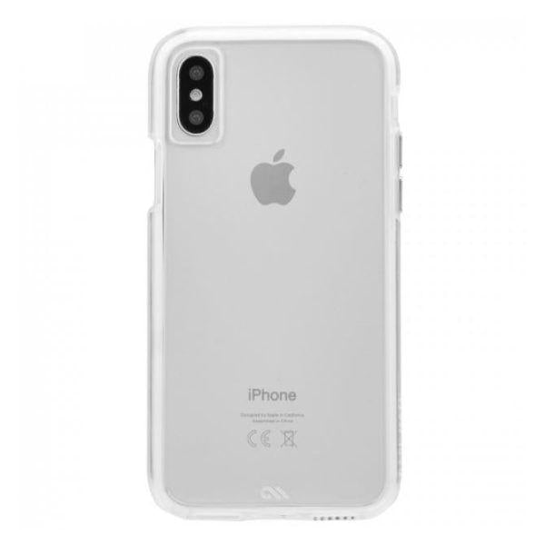 Case-Mate - iPhone X/XS Tough - Clear