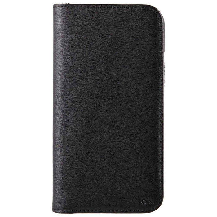 Case-Mate Wallet Folio For iPhone Xs / X, Black