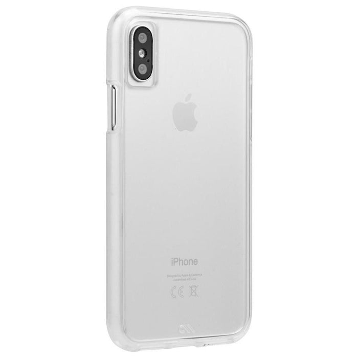 Case-Mate - iPhone X/XS Barely There - Clear