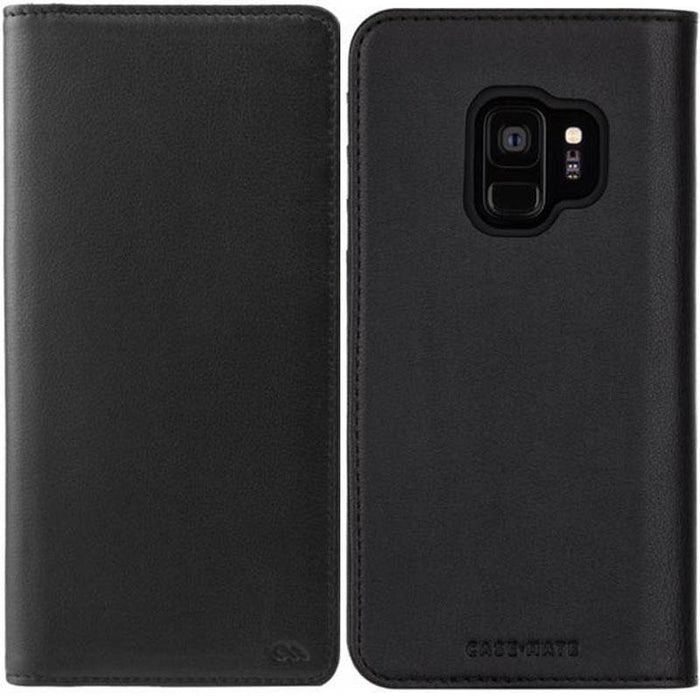 Case-Mate - Samsung Galaxy S9 Wallet Folio - Black