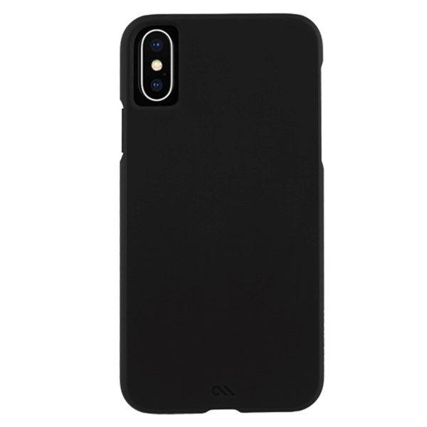 Case-Mate   - iPhone X/XS Barely There - Black