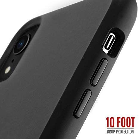 Case-Mate - iPhone XR Tough - Black