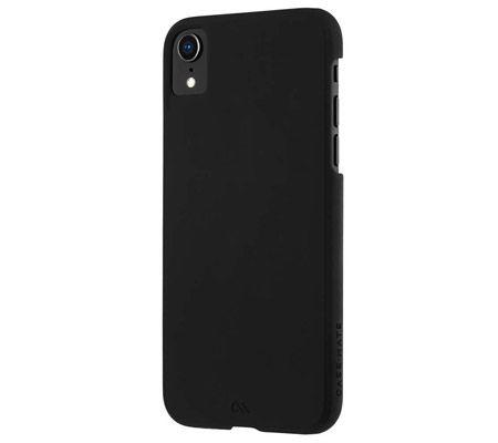 Case-Mate - iPhone XR Barely There - Black