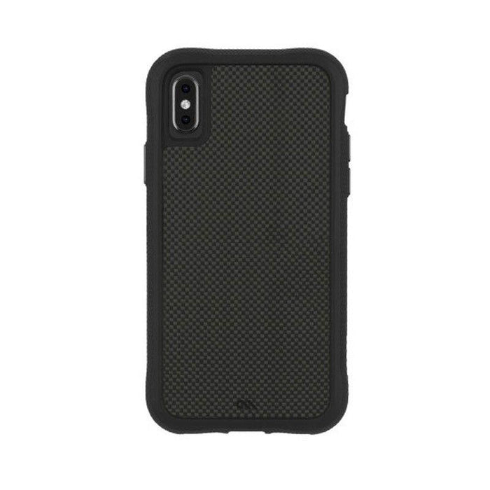 Case-Mate - iPhone XS MAX Protection Collection - Carbon Fiber