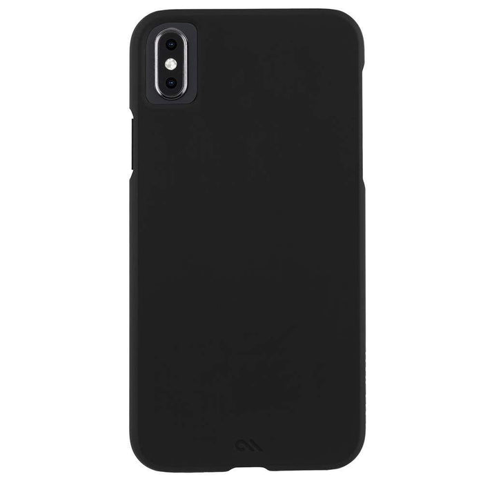 Case-Mate - iPhone XS MAX Barely There - Black