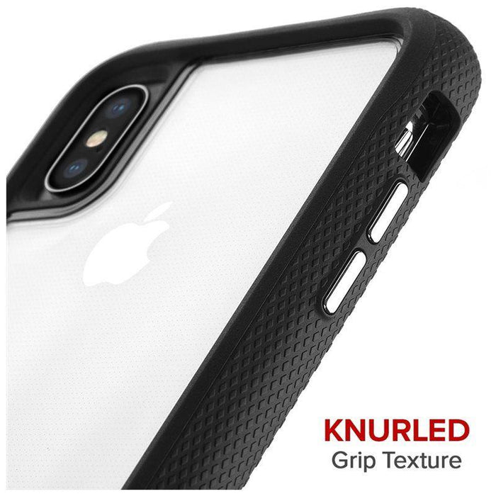 Case-Mate - iPhone XS MAX Protection Collection - Clear/Black