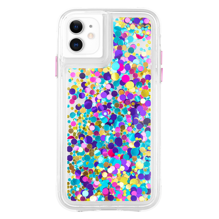 Case-Mate - iPhone 11 Case - Waterfall - Confetti