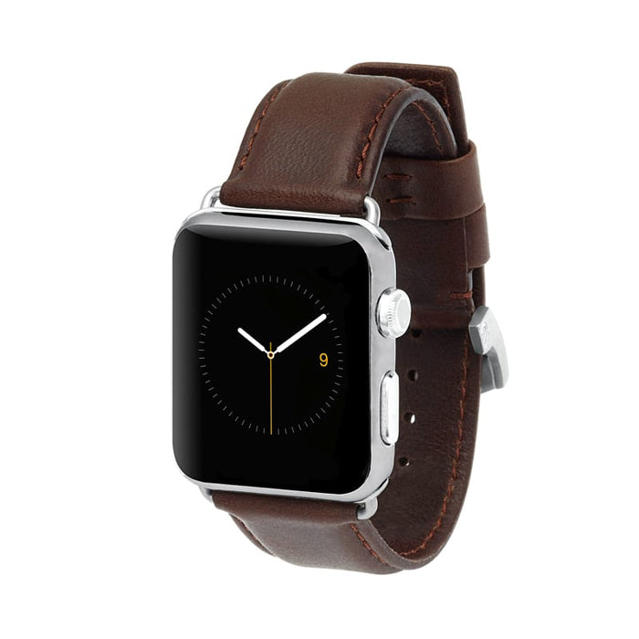 Case-Mate - Apple Watch Band 42-44mm - Leather Tobacco
