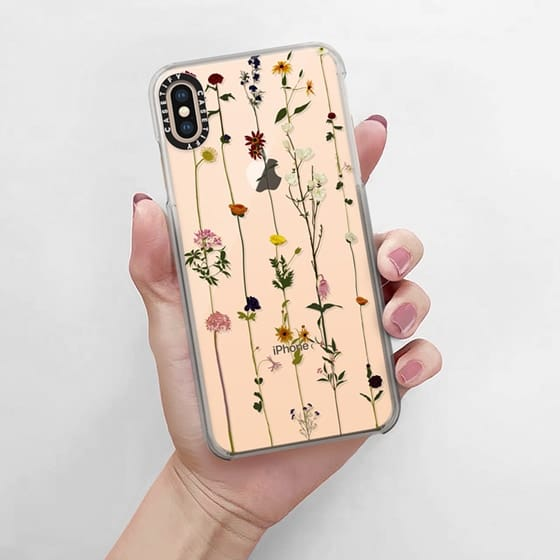 Casetify - iPhone XS Max Snap Case - Floral