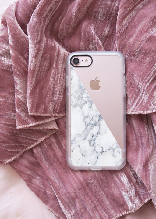 Casetify - Iphone 8/7 Plus - Marble Side