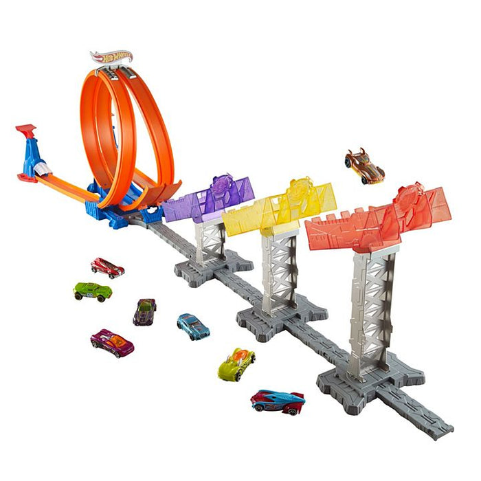 Hot Wheels   - Super Score Speedway Track Set