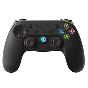 GameSir, G3s Bluetooth Wireless Controller review, Black
