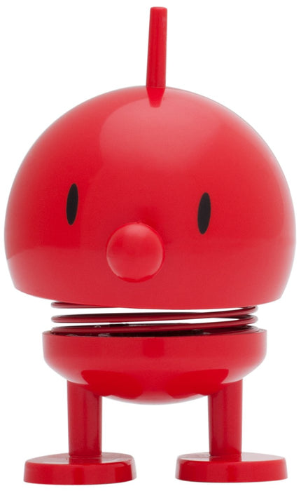 Hoptimist   - Small Bumble 6.5cm - Red