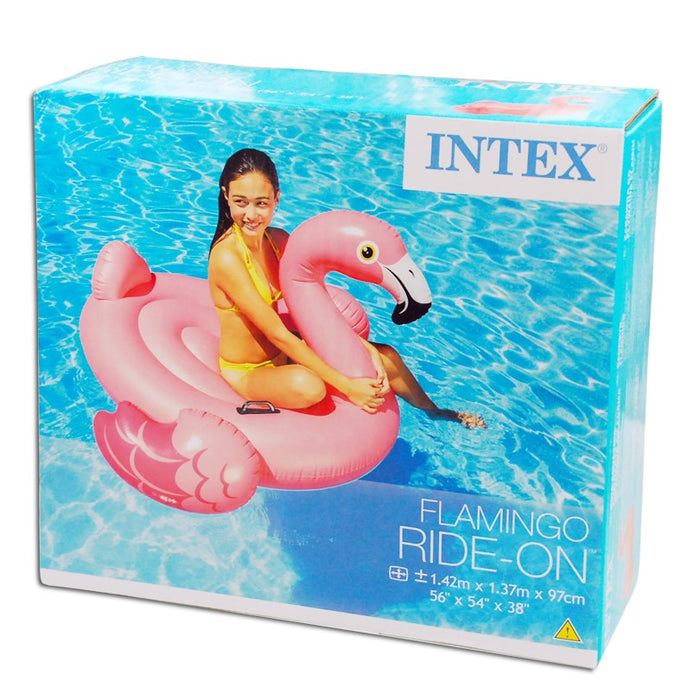 INTEX   - Flamingo Float Ride-On