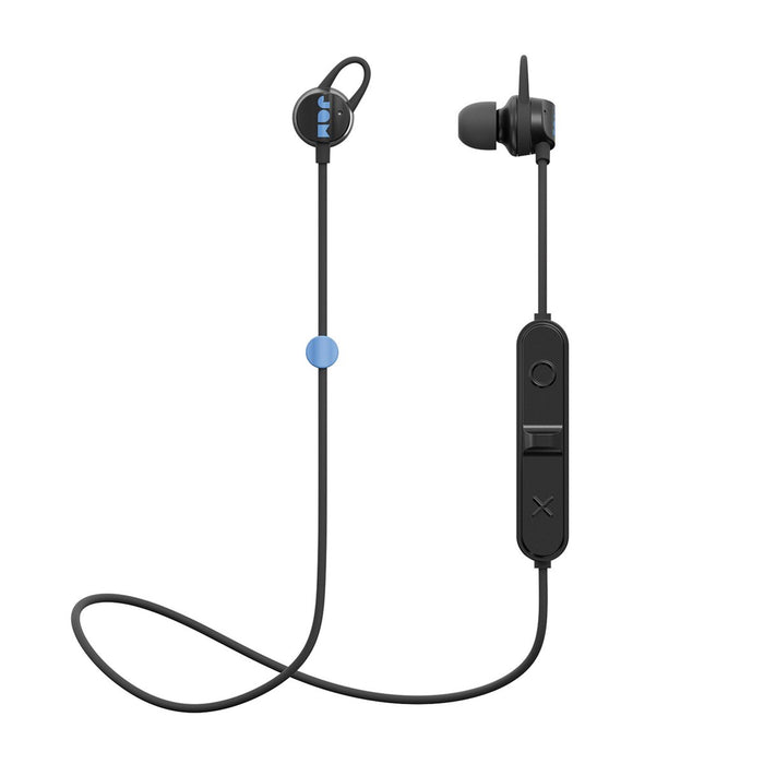 JamAudio - Live Loose Sweat Resistant Wireless Bluetooth Earbuds - Black