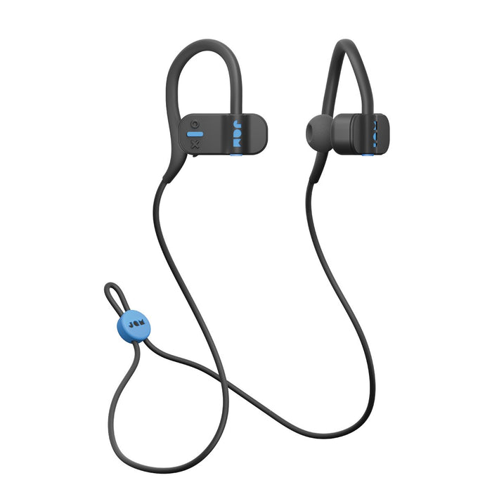 JamAudio - Live Fast Sweat Resistant Wireless In-Ear Bluetooth Earbuds - Black