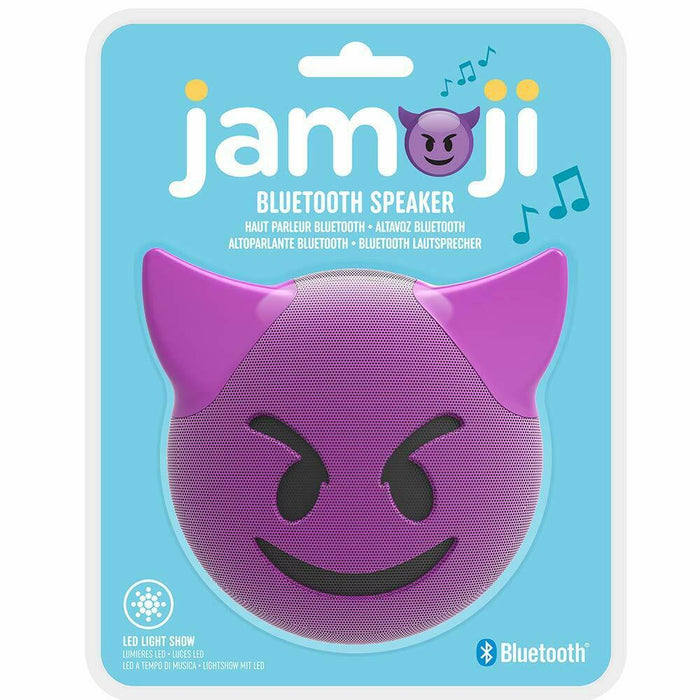 Jam, Audio Wl Jamoji Speakers,  Trouble (2037384740921)