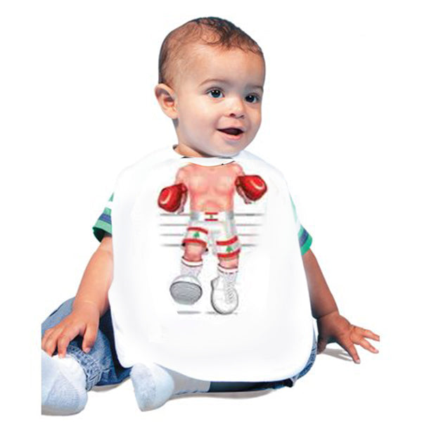 Just Add A Kid - Bib Boxer Lebanon One-Size - up to 12 Months