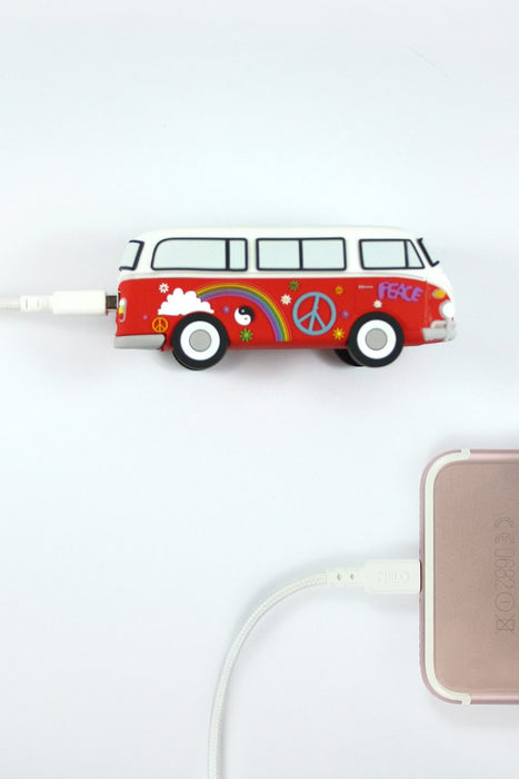 Moji - Power Bank 2600 mAh - Hippie Van