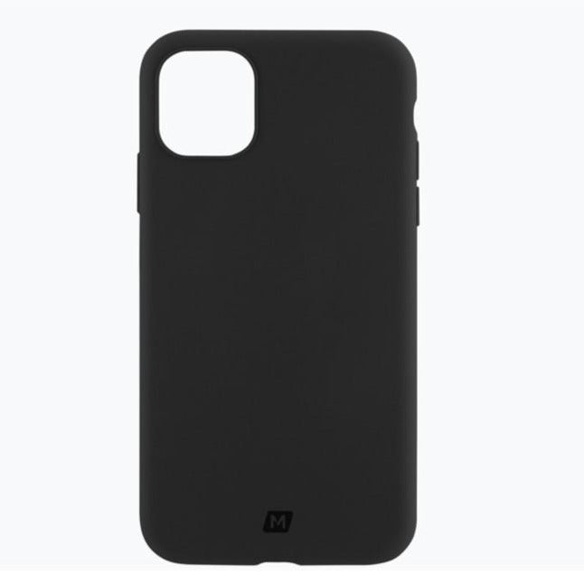 Momax  - iPhone 11 Silicone Case - Black
