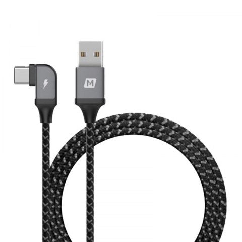 Momax  - GoLink L-Shape Type-C to USB Cable 1.2m - Grey
