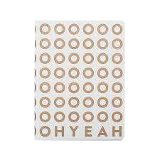Nuuna - Oh Yeah Silver - Graphic S