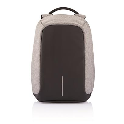 "Bobby XL 17"" Anti Theft Backpack, Grey"