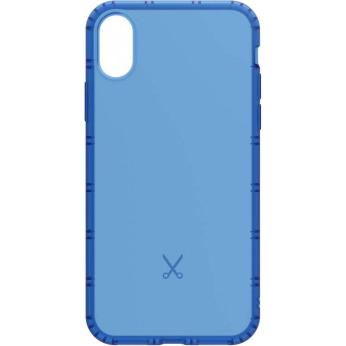 Philo - iPhone X/XS Air Bumper Case - Blue