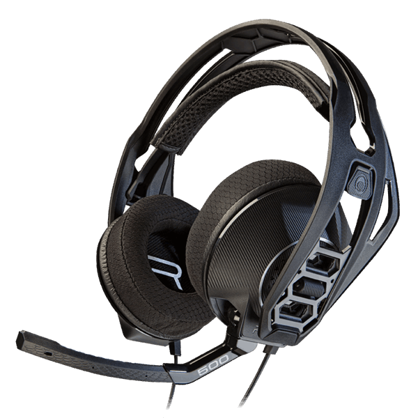 <strong>Plantronics</strong> - RIG 800HS Wireless Gaming Headset for PS4