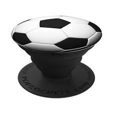 PopSockets   - Phone Grip Single Soccer Ball