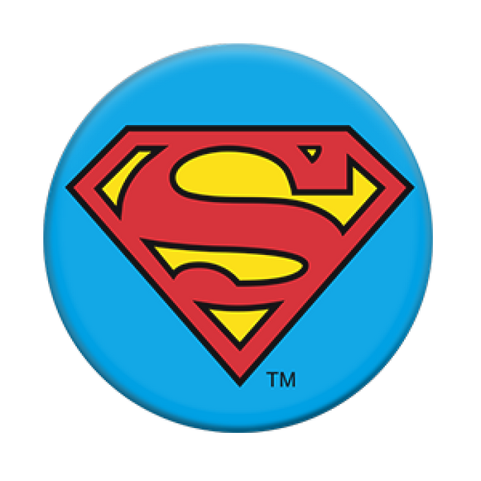 PopSockets   - Phone Grip Single Superman