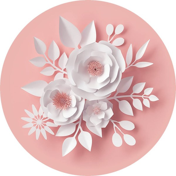 PopSockets - Phone Grip Single - Paper Flowers