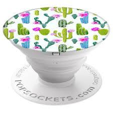 PopSockets - Phone Grip Single Cactus