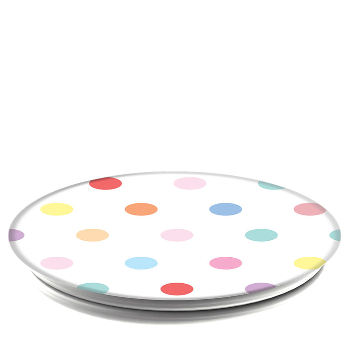 PopSockets - Phone Grip Single Polka Multi
