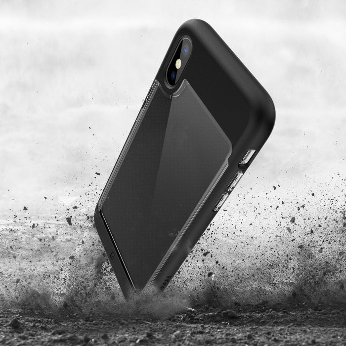 Patchworks Sentinel Contour Case For iPhone XS/X, Black