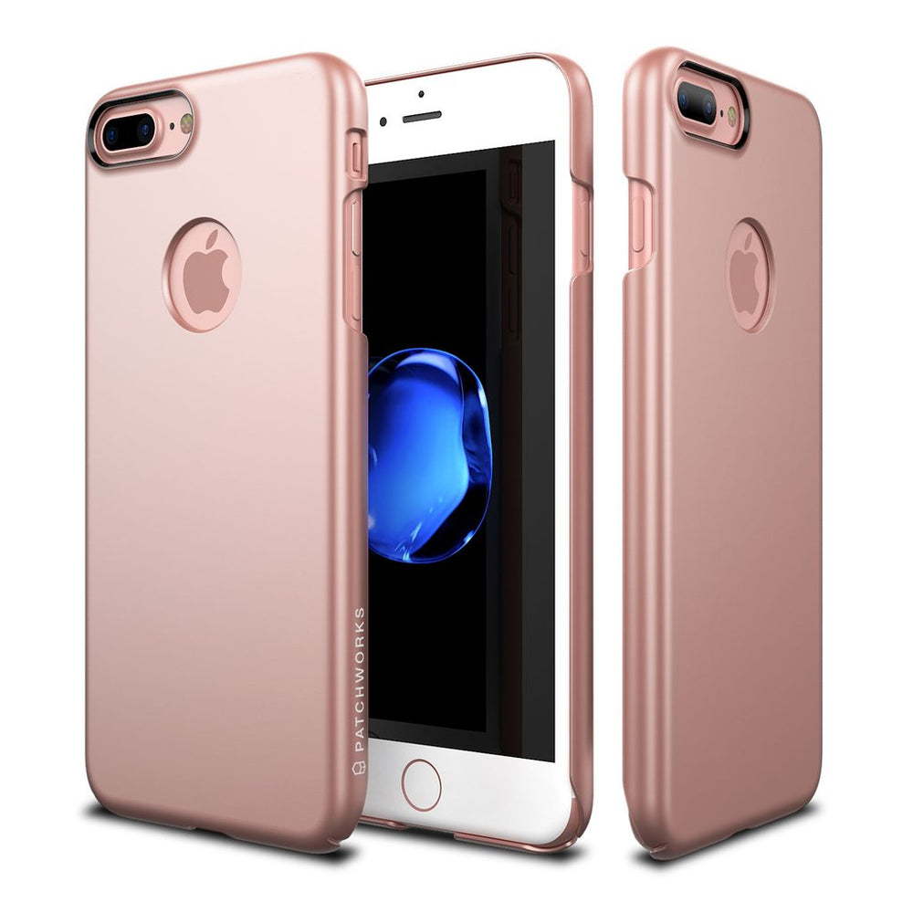 Patchworks Pureskin For iPhone 7/8, Rose Gold (2037389819961)