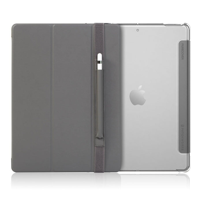 Patchworks Purecover 2017 iPad Pro 10.5 Smart Stand Case, Gray (2037390540857)