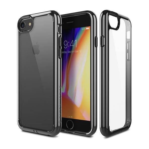 Patchworks - iPhone 8/7 lumina Case - Clear