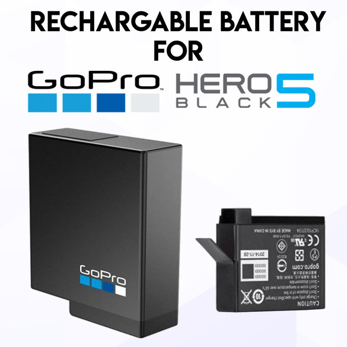 GoPro - Rechargeable Battery Hero - Black
