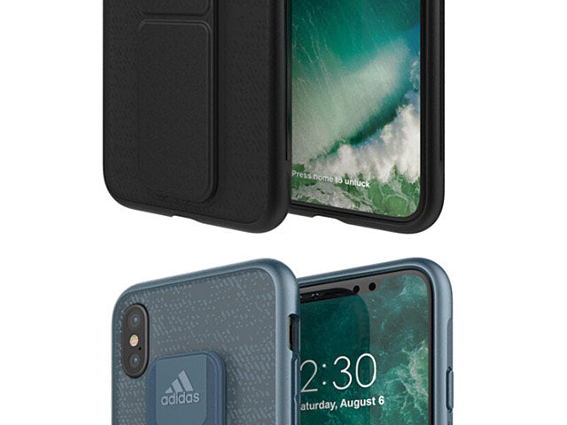 Adidas  - iPhone X/XS Grip Case - Black