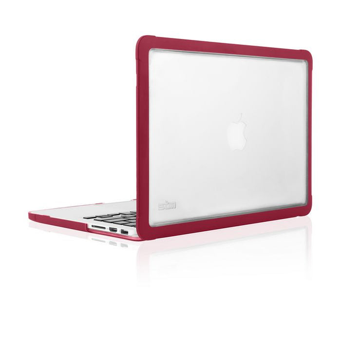 "STM - MacBook Pro 13"" Dux Rugged Case with Retina Display (2015) - Chilli"