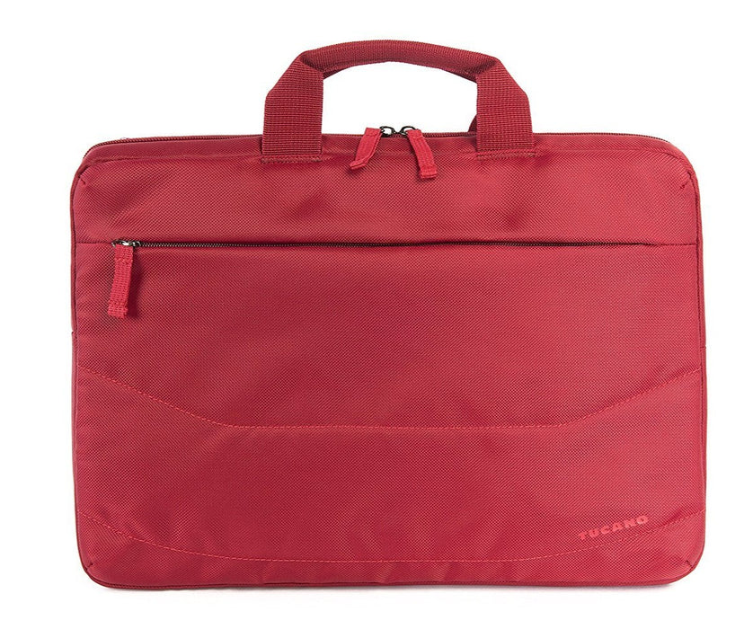 "Tucano Idea slim bag for Ultrabook 15"" and notebook 15.6"", Red"
