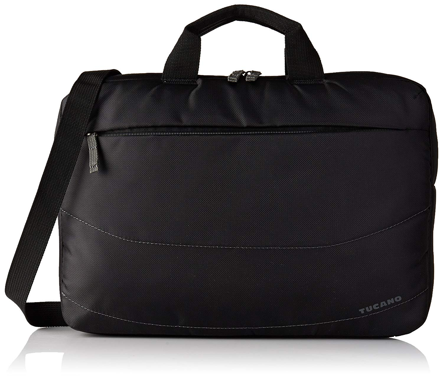 "Tucano Idea Slim bag for Ultrabook 15"" and notebook 15.6"", Black"