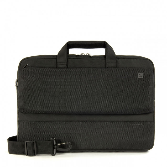 "Tucano DRITTA SLIM 15 bag for MacBook Pro 17"" and notebook 15.6"" Black"