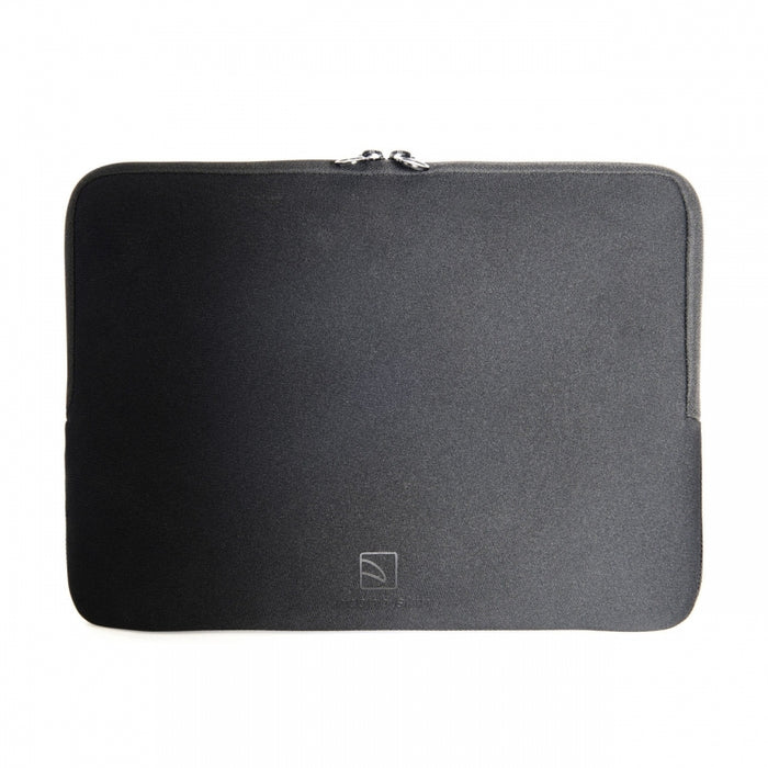 "Tucano COLORE SECOND SKIN Neoprene case for laptop 13"" and 14"" and MacBook 15"" Black"
