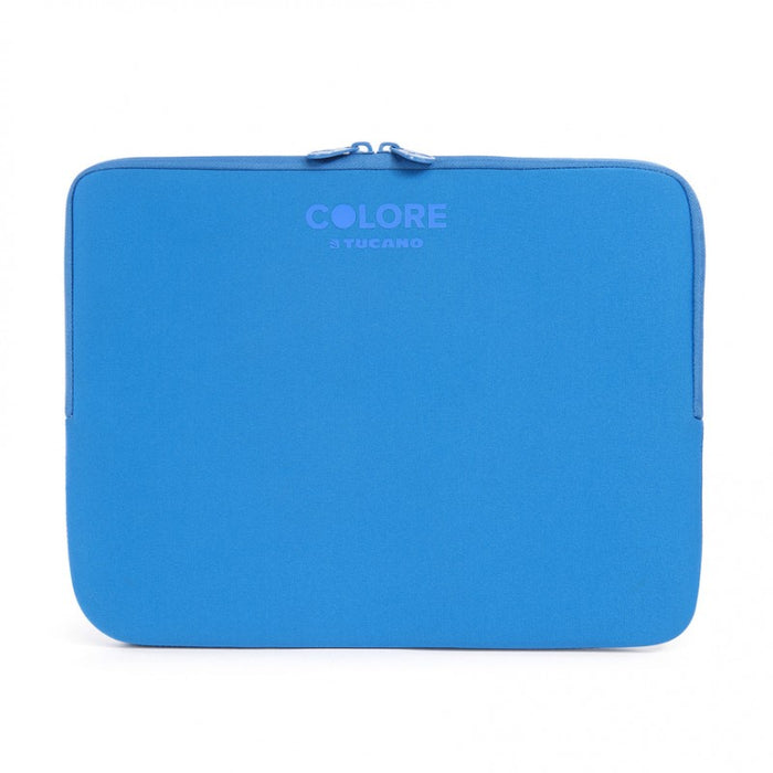 "Tucano - Colore Second Skin Neoprene sleeve for notebook 13.3 and 14"" - Blue"