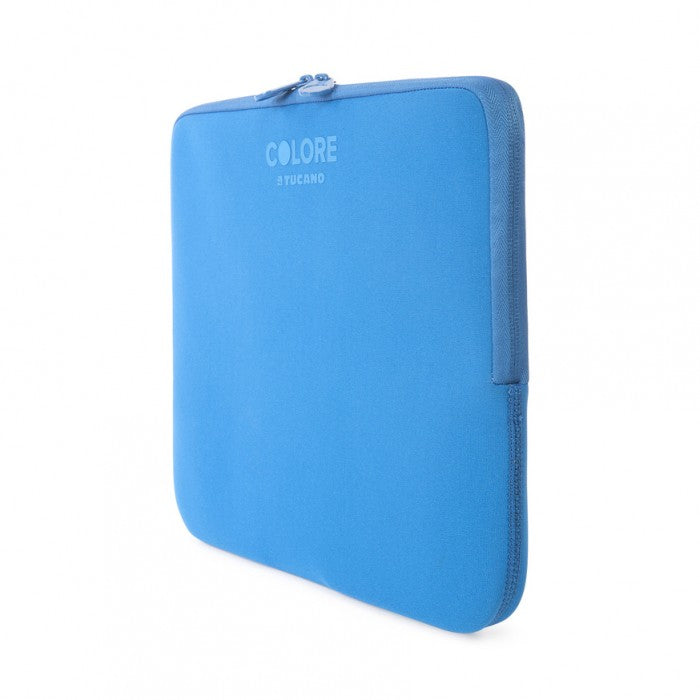 "Tucano - Second Skin Sleeve Anti-Slip System for Notebook & Ultrabook 15.6"" -Blue"