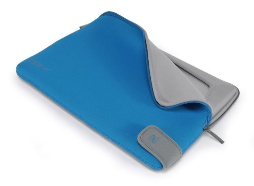 "Tucano Top Second Skin Neoprene sleeve for MacBook Pro 15"", Blue"